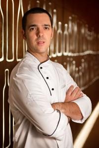 Ivano Bertolotto - chef del Ristorante I Castelli