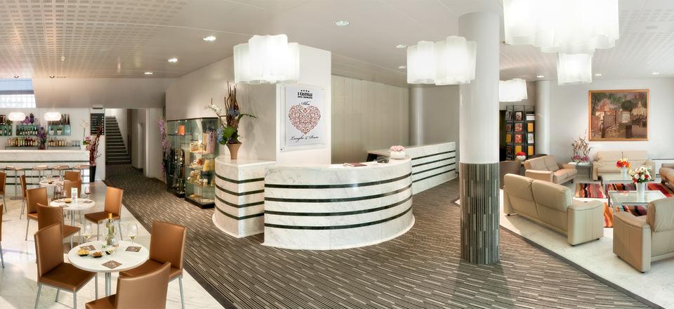Accueil Albergo Ristorante Ad Alba Cn Hotel I Castelli