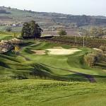 Golf auf den Langhe