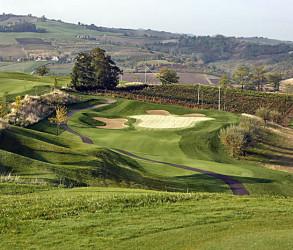 Golf nelle Langhe